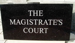Magistrate's court