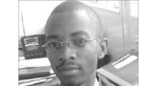 .Namati Nshinka - Immigration Department public relations officer