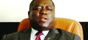 .TRANSPORT, Works, Supply and Communications Minister Yamfwa Mukanga