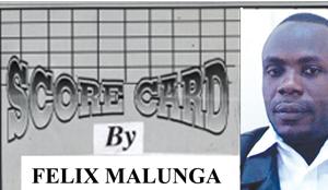 scorecard -malunga