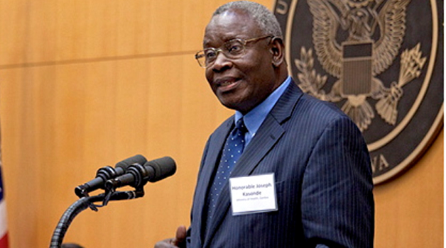 Dr Joseph Kasonde - Big