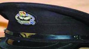 POLICE CAP2