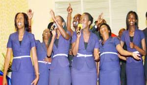 .Rwanda Choir