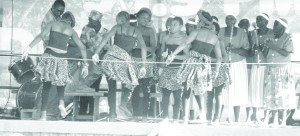 • THE All-Tonga Music Festival was full of dances and singing.