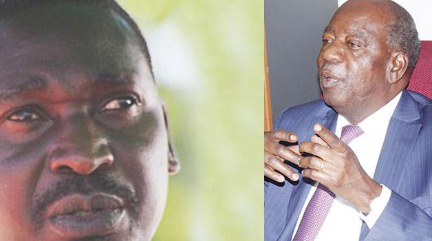 Hikaumba (left) , Chikwanda (right)