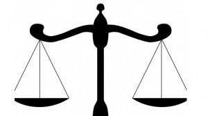 Scales of Justice - big