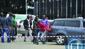 •Katondo road showcases the spirit of survival in a dog-eat-dog society that capital cities like Lusaka create.