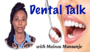 Dental Talk Logo-Mainza Munsanje