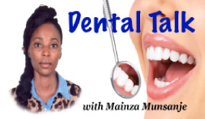 Dental Talk Logo-Mainza Munsanje
