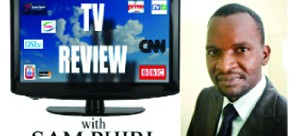 TV review logo -Sam Phiri New