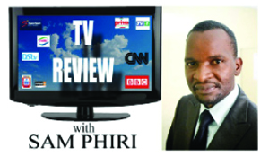 TV review logo -Sam Phiri New