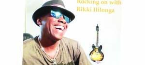 Rocking with Rikki Ililonga