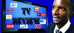 TV review logo -Phiri