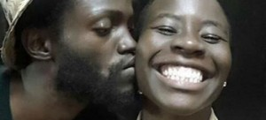 Mumba and Wezi during their happy times
