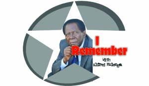 I remember - logo