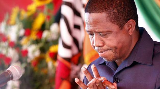 Lungu - prayer