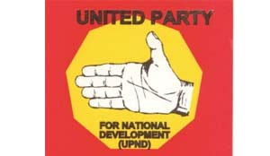 UPND logo