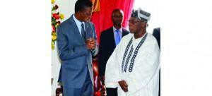 Lungu - Obasanjo
