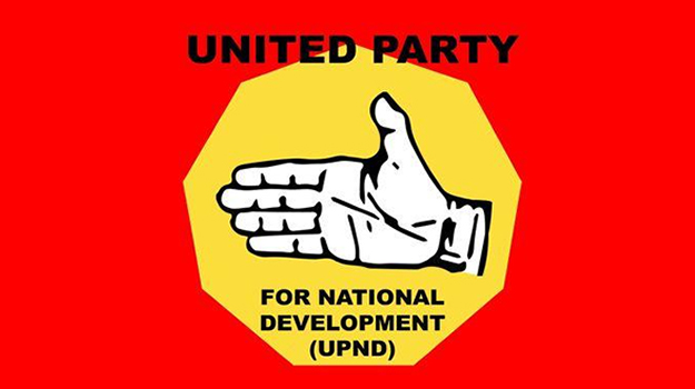 UPND front