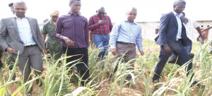 . President Lungu (second left)