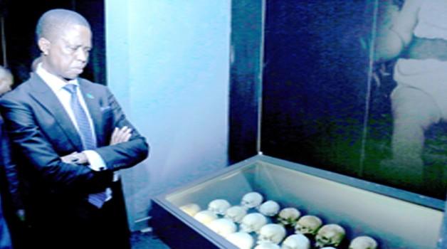 .President Lungu (in Rwanda)