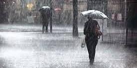 Heavy Rains expected